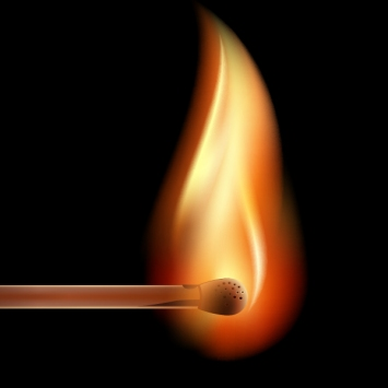 Match Flame