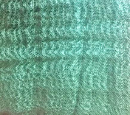Waistband Elastic - square of fabric