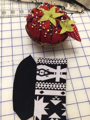 deciding on yoke stripes