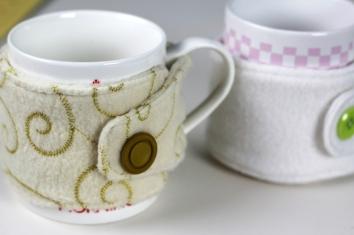 Fleece Mug Cozies