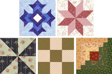 Quilt Discovery Experience Blocks