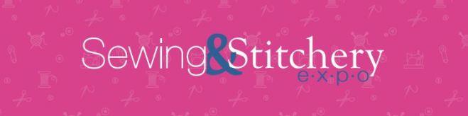 Sewing & Stitchery Expo title
