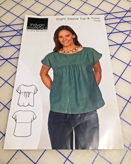 Slight Sleeve pattern