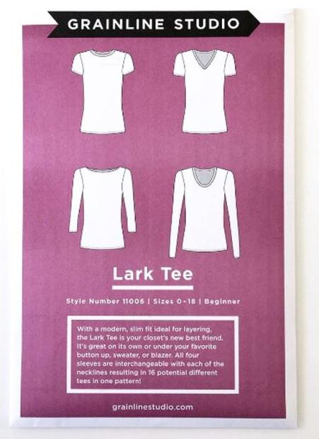 Lark Tee Cover