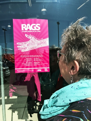 Looking at Rags poster