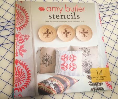 Amy Butler Stencil book