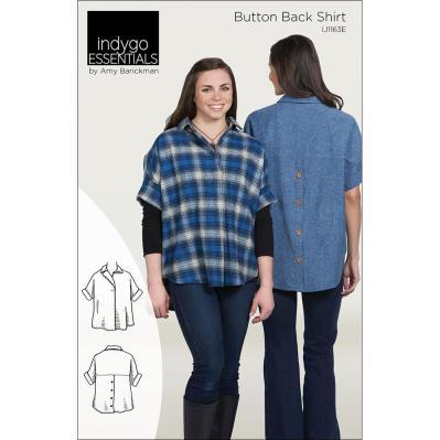 Button Back Shirt