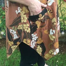Day 13 McCall Maui Tunic Pocket