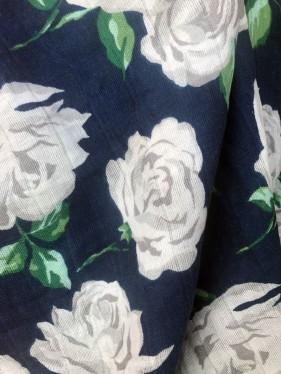 draped fabric