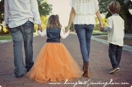 Super Full Tulle Skirt