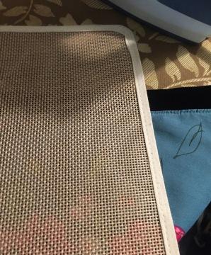 Using Bo-Nash Ironing Mat