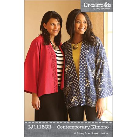 Contemporary Kimono cover