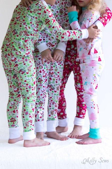 Knit Pajamas