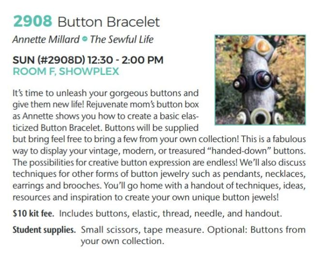 2908 button bracelet