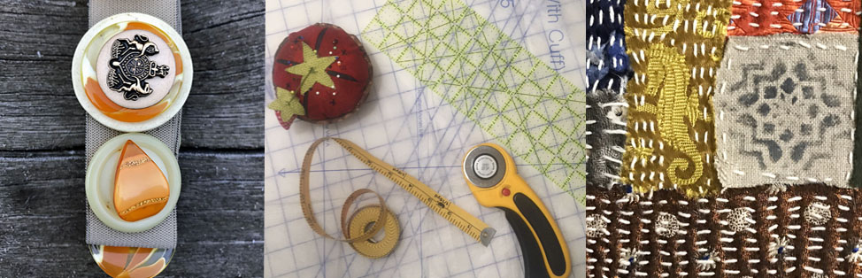My 2019 Sewing and Stitchery Expos Classes